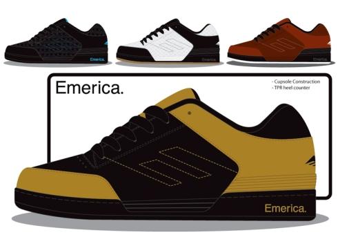 Emerica Concept sketch 2