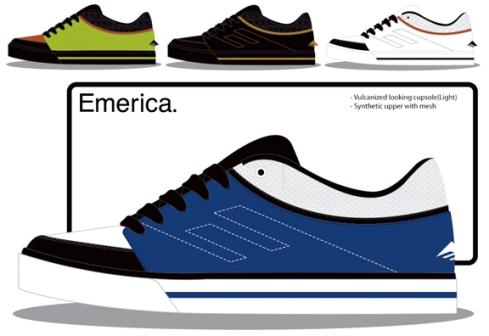 Emerica Concept sketch 1