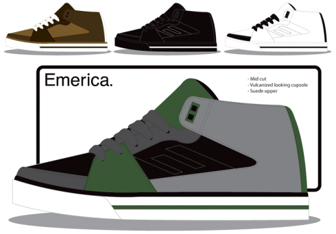 Emerica Concept sketch 3