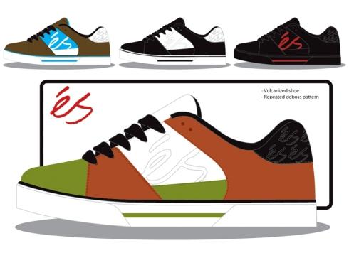 ES Concept sketches