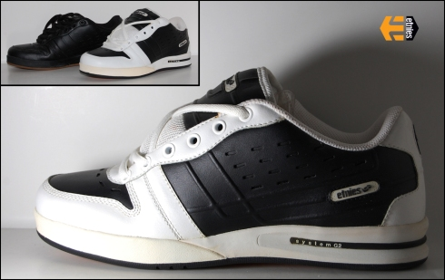 Etnies Men concept shoes