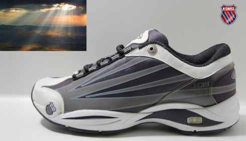 K Swiss Sunrise Concept Running shoes