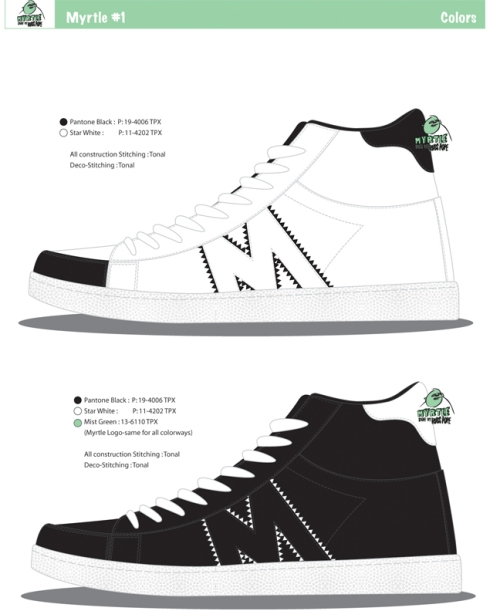 Myrtle Footwear